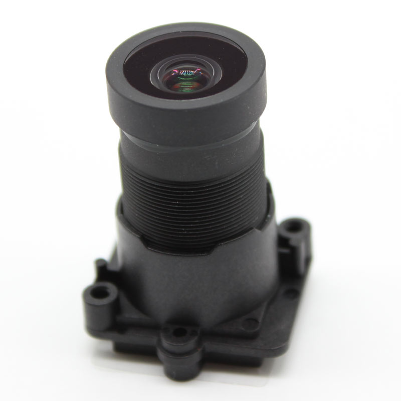 HD Starlight 4mm CCTV lente fijo Iris IR tablero F1.6 con IRCUT para cámara IP