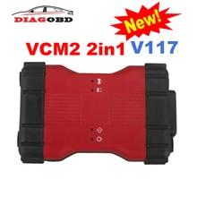 VCM2 V117 pour Ford VCM2 IDS V117 VCM II 2 en 1   Outil de Diagnostic pour Ford VCM 2 IDS V117 pour Mazda VCM2 IDS mieux V116 V115 V114