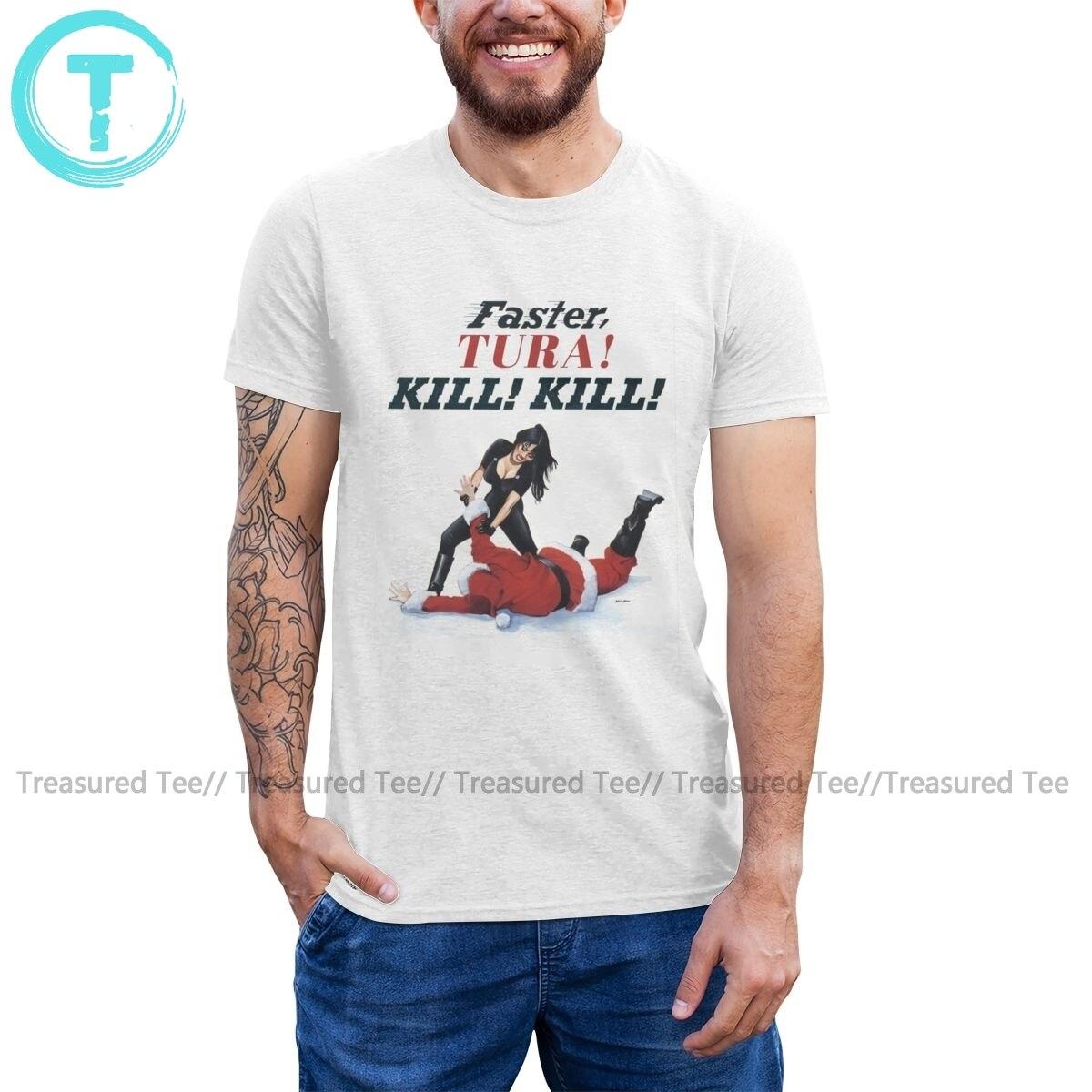 Сатана футболка быстрее тура убить Стивен Стинс футболка ХХХ Футболка с принтом отличная футболка
