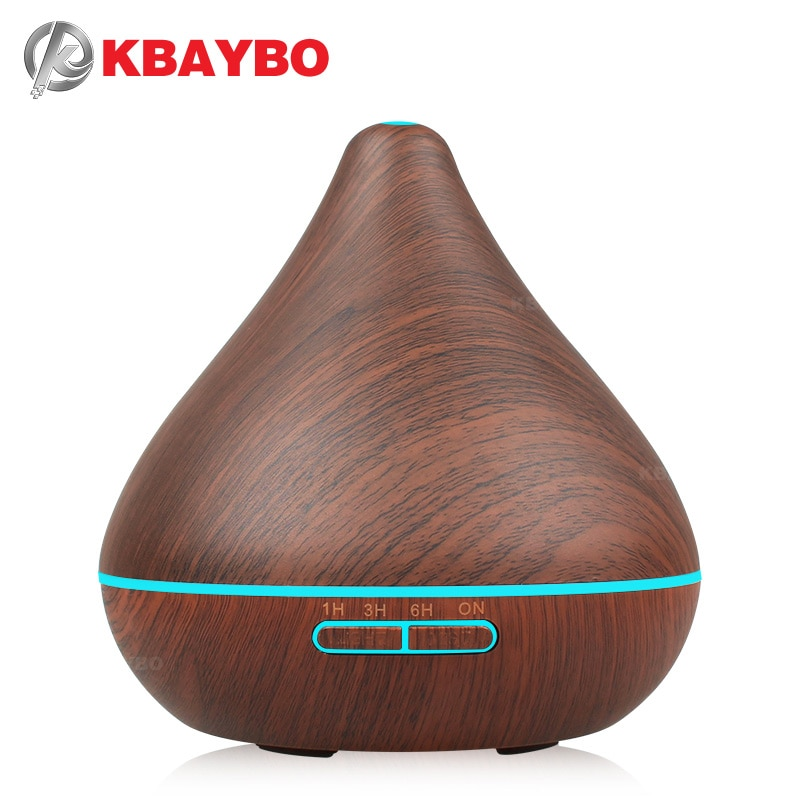 300 ml air humidifier essential oil diffuser aromatherapy electric aroma diffuser mist maker