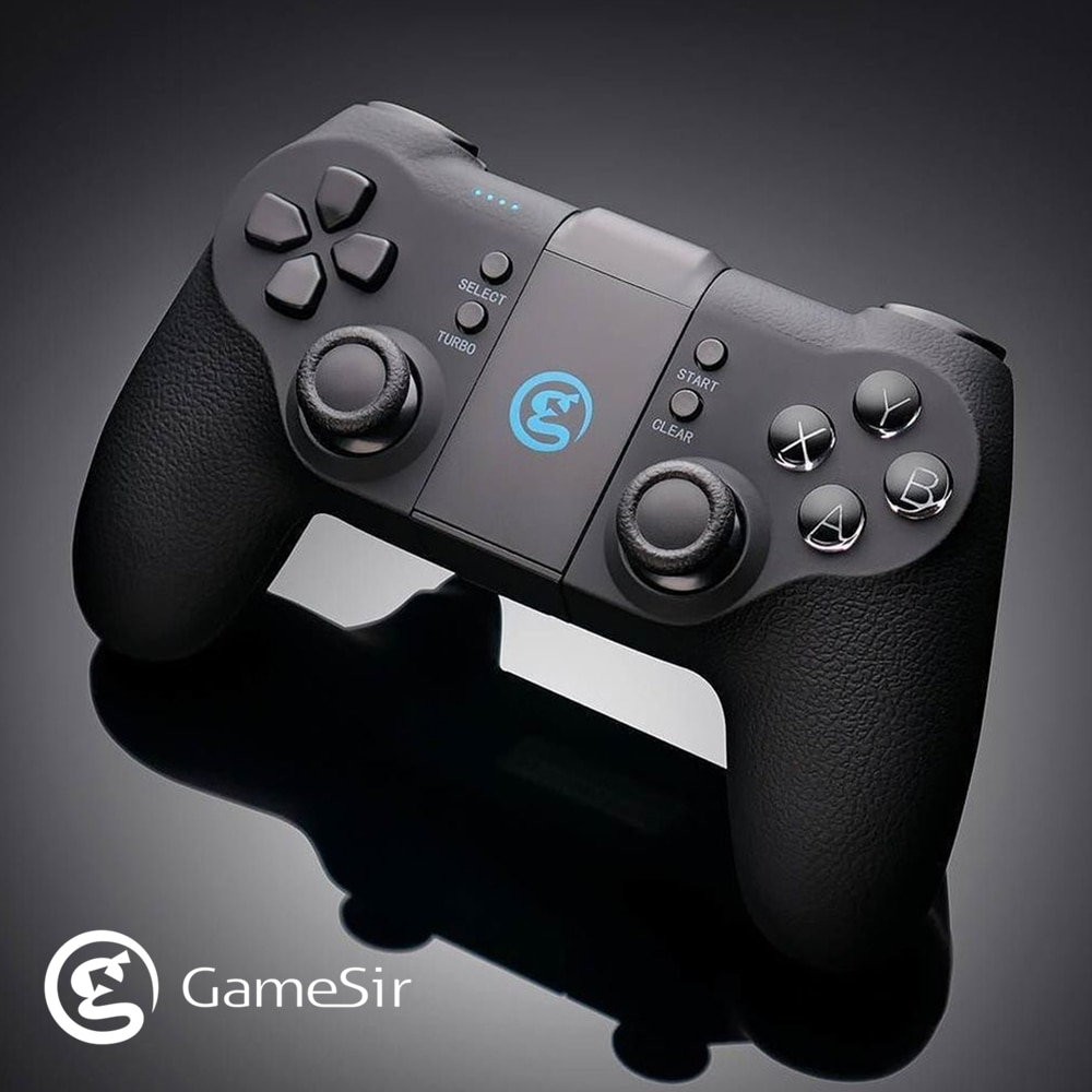 GameSir T1s Bluetooth 4,0 y 2,4 GHz Wireless Gamepad controlador de juego...