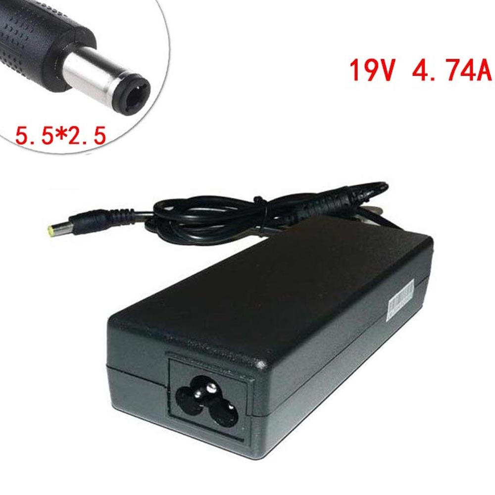 19 v 4.74a 5.5*2.5 adaptador carregador para westinghouse LD-3285VX LD-4255VX tv lcd fonte de alimentação, p/n FSP090-DMBF1