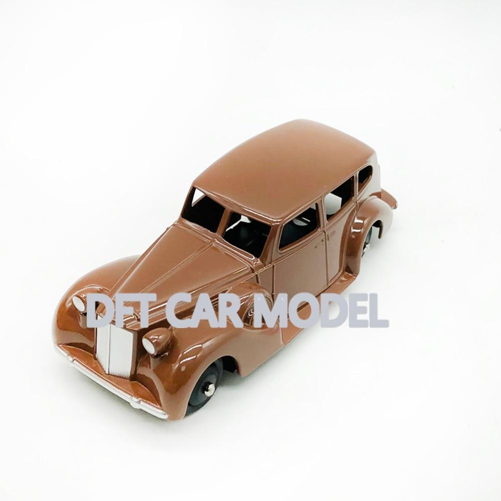 Coche de aleación 143, modelo de Sedán ocho, coches de juguete para niños, auténtico coche autorizado Original para niños