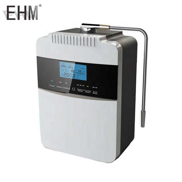 Alkline Ionized System Alkaline Ionizer Kangen Water Machine enlarge