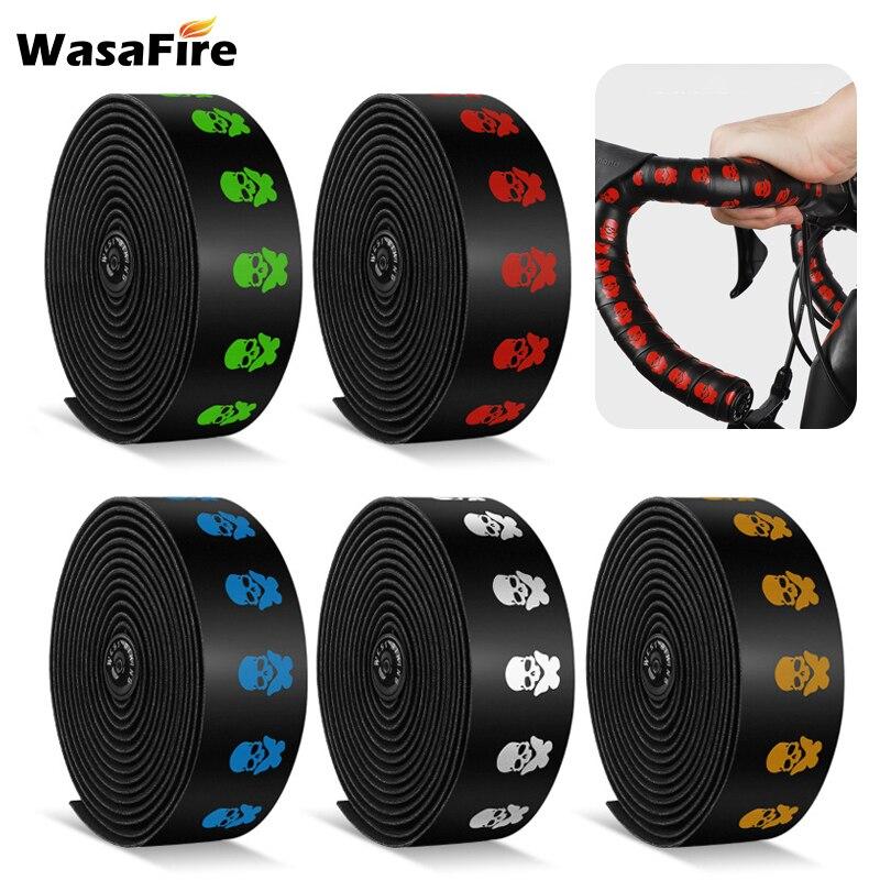 Wasafire-Cinta suave para manillar de bicicleta, antideslizante, Accesorios para bicicleta de montaña