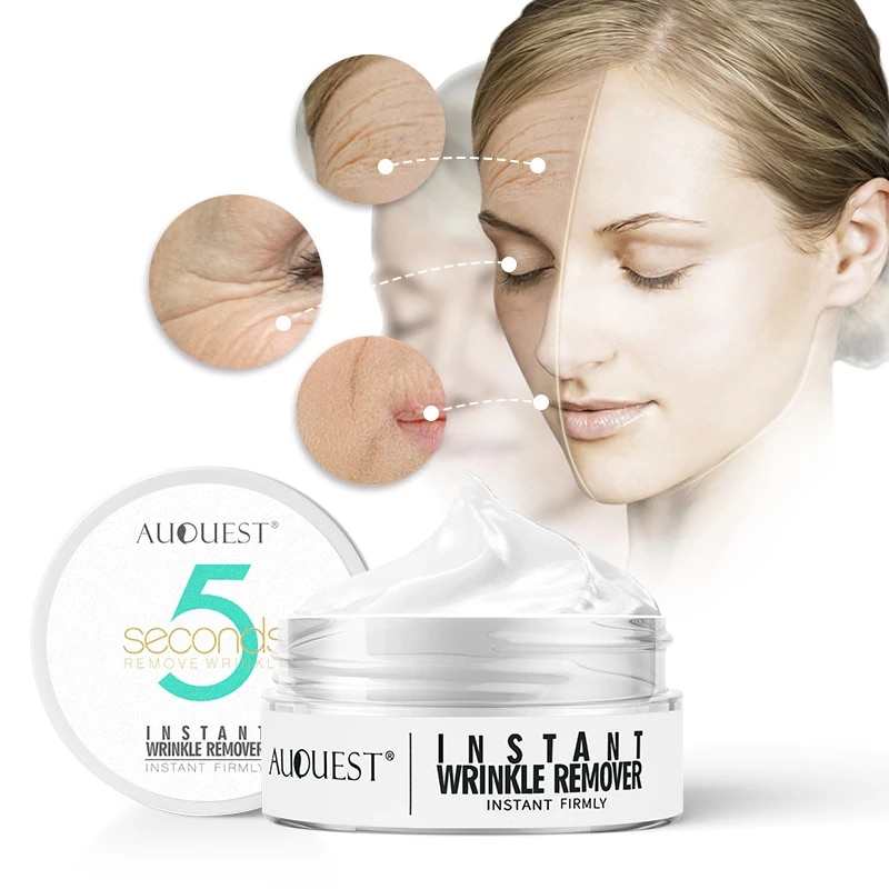 Whitening Cream Wrinkle Remover 5 Seconds Anti-aging Anti-wrinkle Eye Facial Lifting Face Cream Mois