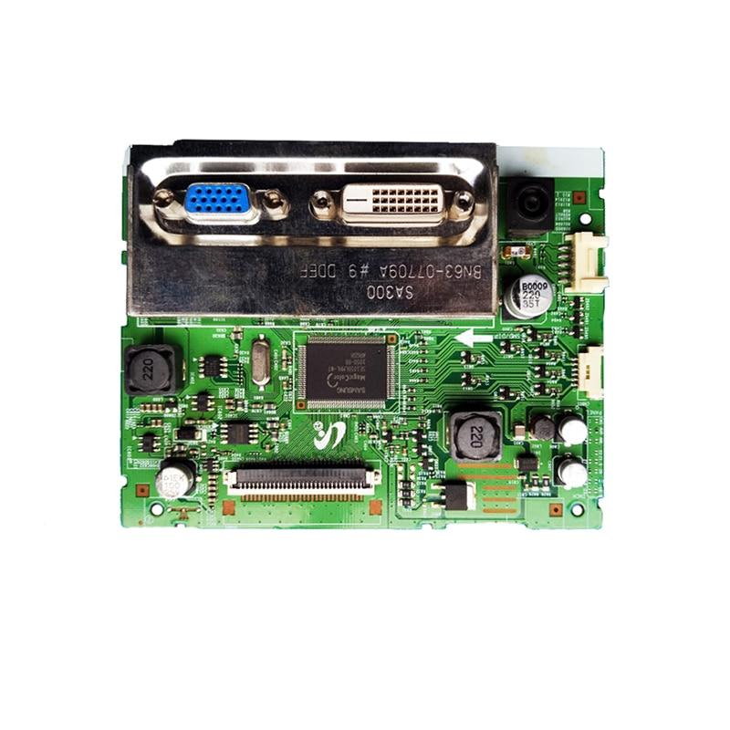 Vilaxh usado S19A300B Tarjeta de transmisión Original para Samsung LS19A300 LS19A330BW SA300 SA330 19 pulgadas Tarjeta de calidad perfecta