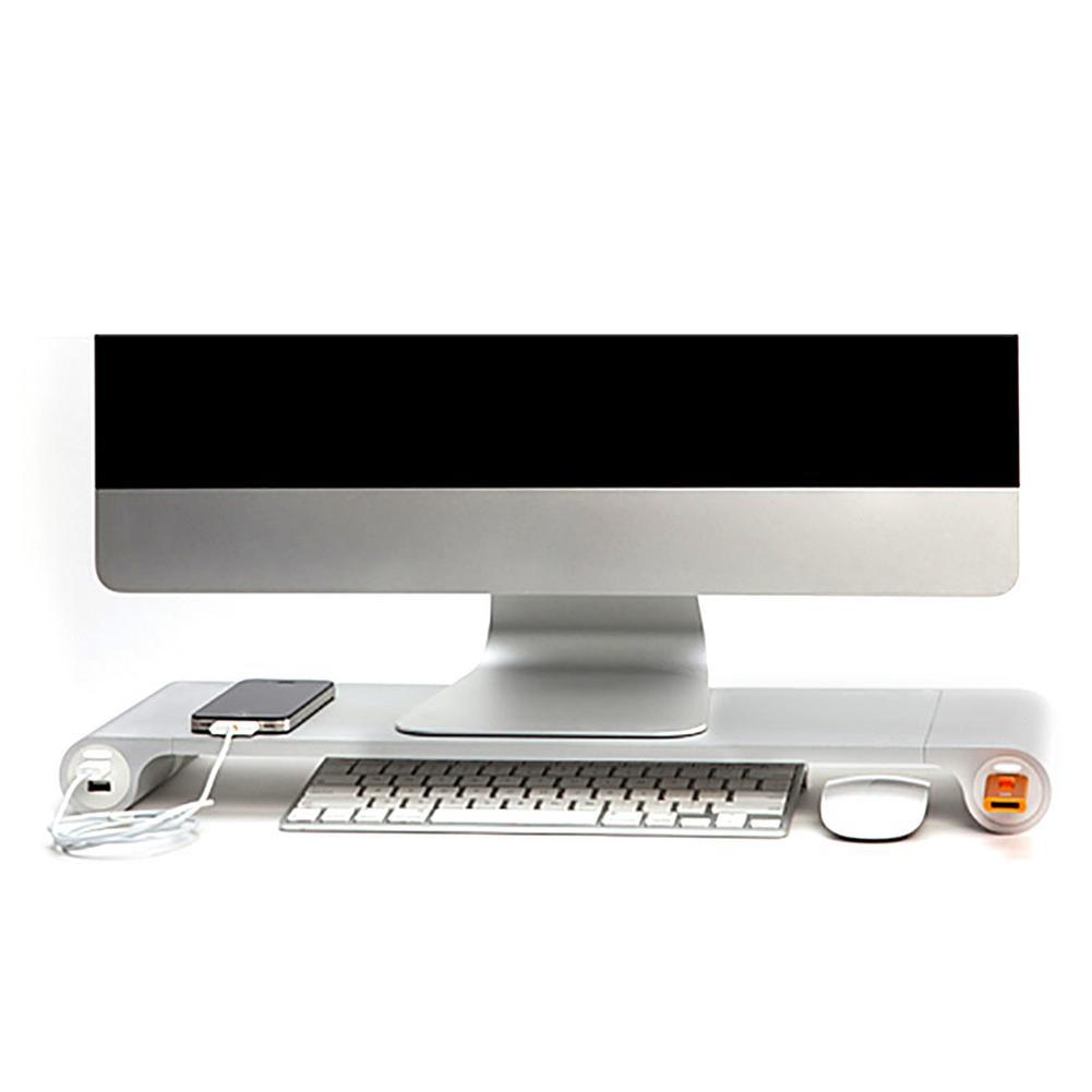 مراقب حامل الناهض العالمي الكمبيوتر سطح المكتب مريح محمول حامل قوس المنظم الرئيسية مكتب للكمبيوتر المحمول ماك بوك