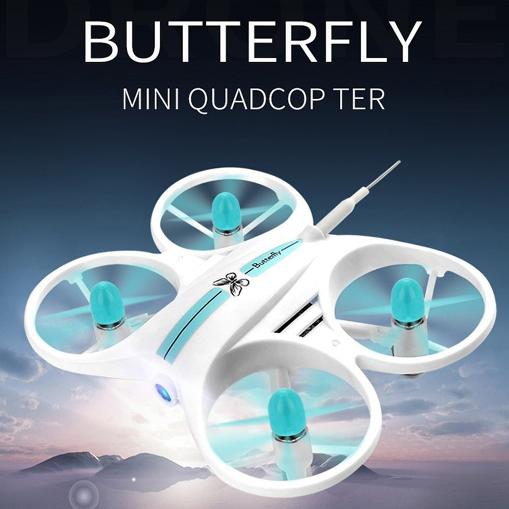 2019 nuevo Mini alta definición fotografía aérea 4-Axis WiFi 720P RC Quadcopter avión Drone