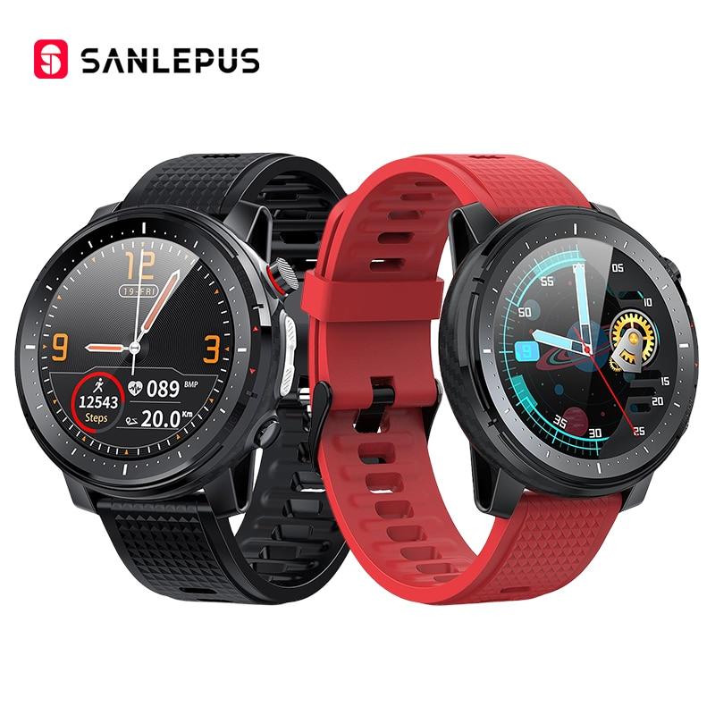 SANLEPUS Smart Watch 2021 ECG Smartwatch IP68 Waterproof Men Women Sport Fitness Bracelet Clock For Android Apple Xiaomi Huawei