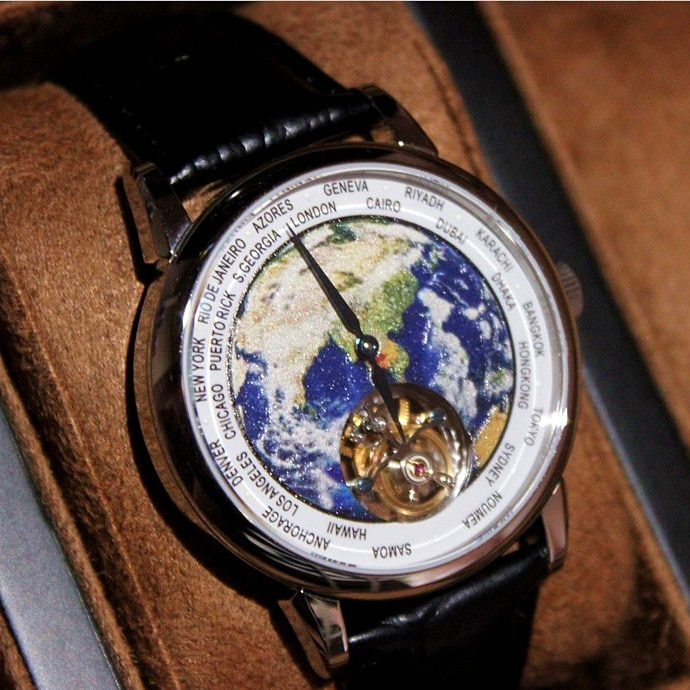 GULL TRON الرجال توربيلو ساعة فاخرة رجالي ساعات اليد الميكانيكية ساعة اليد 50 متر مقاوم للماء ST2130 الياقوت المينا الهاتفي العالم مرة