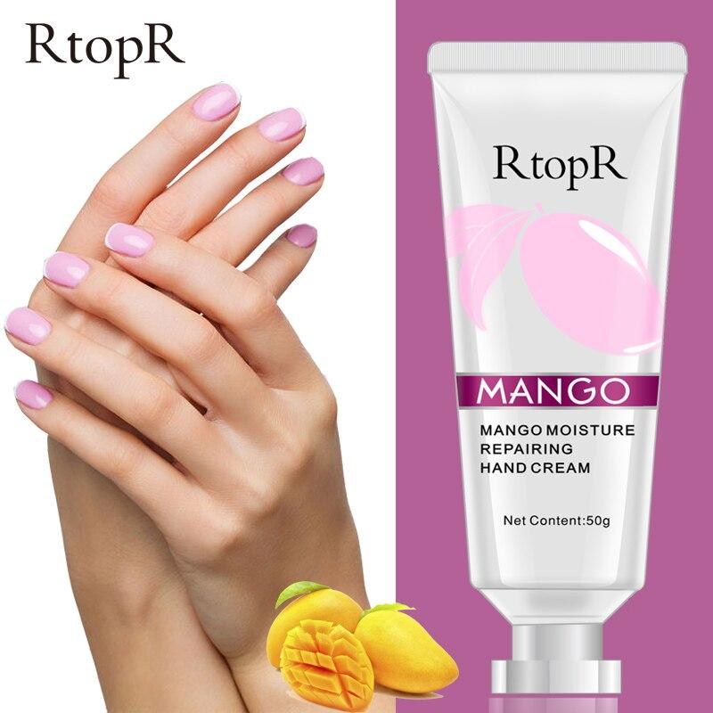 RtopR World premiere Mango líquido hidratante brillante alta calidad piel mano cuidado de cara blanqueador suero antiedad crema de manos