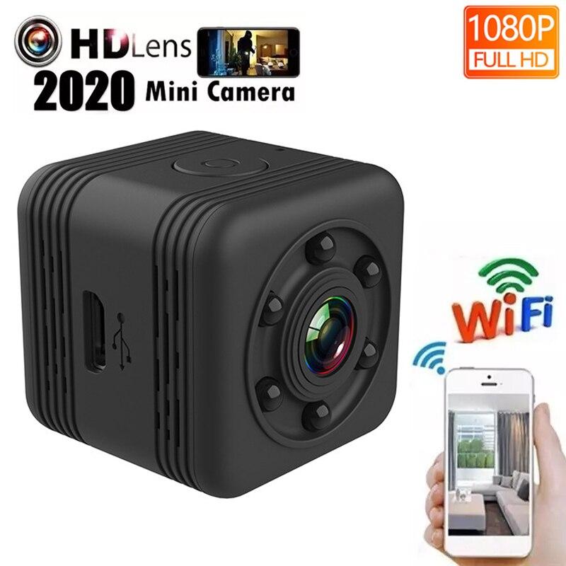 Esportes à Prova Gravador de Vídeo ip ao ar Voz de Segurança Wifi Mini Câmera Livre Secreta Micro Dwaterproof Água Filmadora Filmadoras 1080p hd