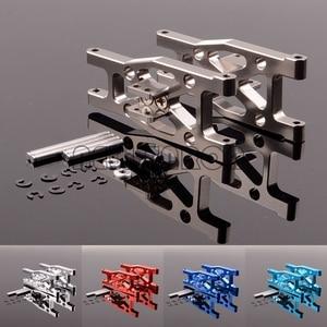 2P Aluminum Front Lower swing Arm 959-03 For RC Wltoys L969 L979 L202 L212 L222 K959 L959 NEW ENRON