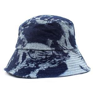 2021 four seasons Cotton print Bucket Hat Fisherman Hat outdoor travel hat Sun Cap for Men and Women 444