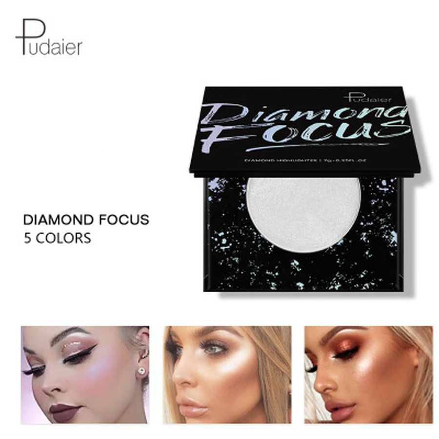 Face Highlighter Body Highlighter Bronzers Powder Glitter Eyeshadow Highlighter Face Concealer Contouring Bronzers Cosmetics
