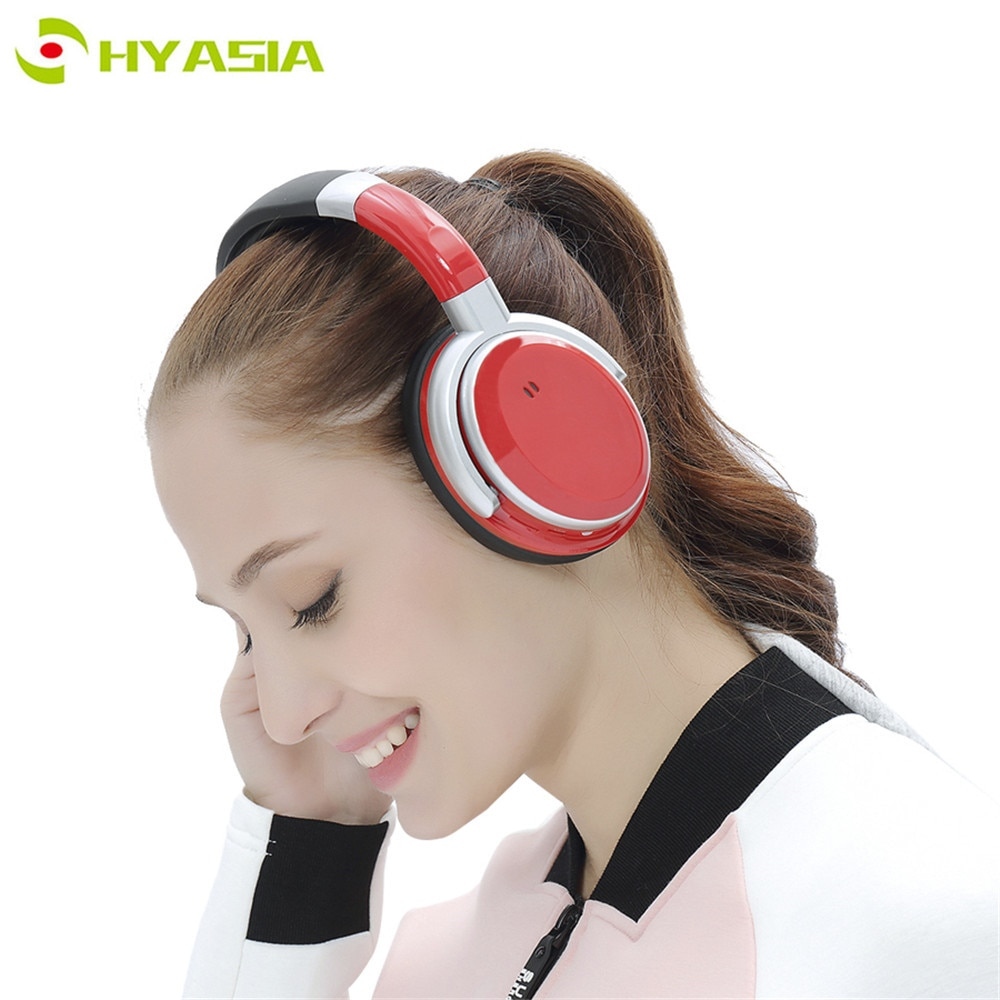 Fast send Wireless Headphone Bluetooth Support TF Card Over Ear Stereo gaming Headset BT With Mic Earphone PC for Mobile phone