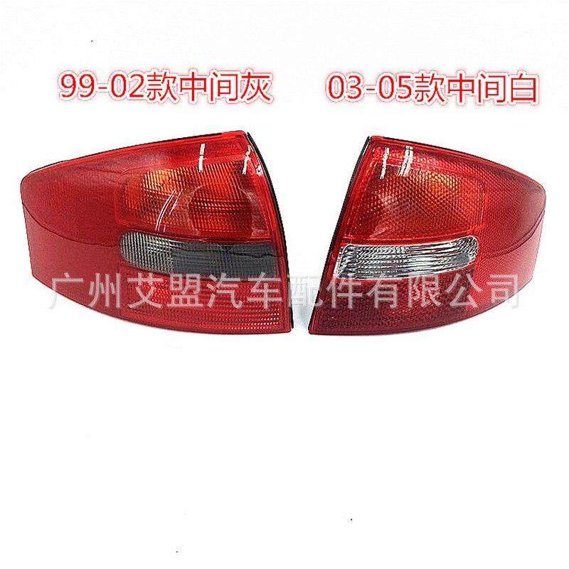 Lámpara trasera 99 / 02, 03 / 05 C5A6 hecha para el viejo Audi A6