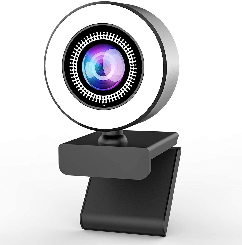 كامل HD 4K كاميرا ويب 2K كاميرا الويب عصر التركيز التلقائي مع ميكروفون لأجهزة الكمبيوتر المحمول 1080P كاميرا الويب لمؤتمر الدراسة عبر الإنترنت يو...