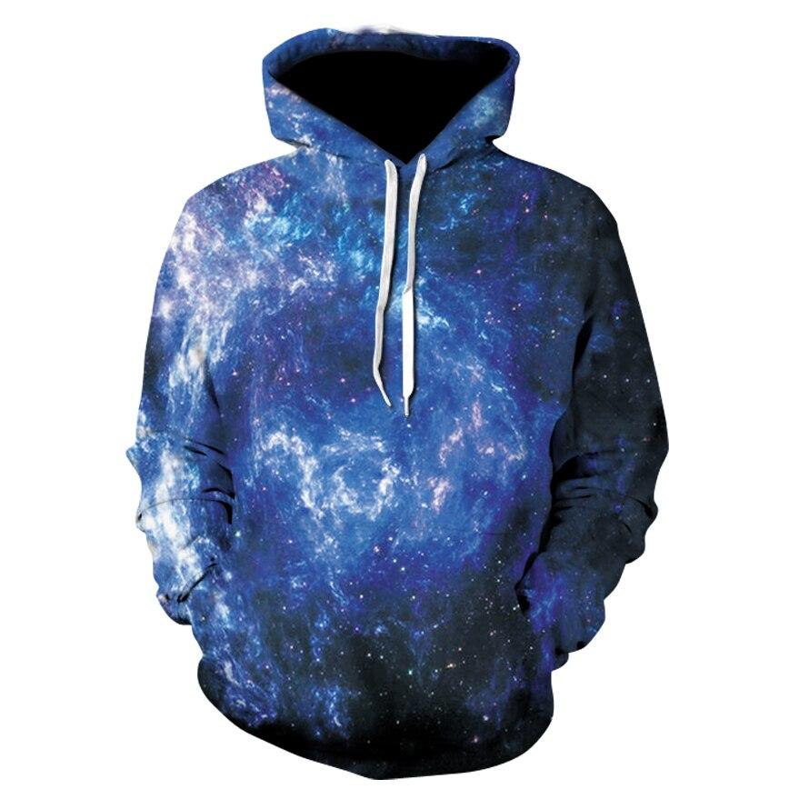 Лидер продаж 2020, толстовка с капюшоном для мужчин и женщин с изображением космоса и галактики, брендовая 3d-одежда с капюшоном, куртка с капюшоном и Пейсли туманностями