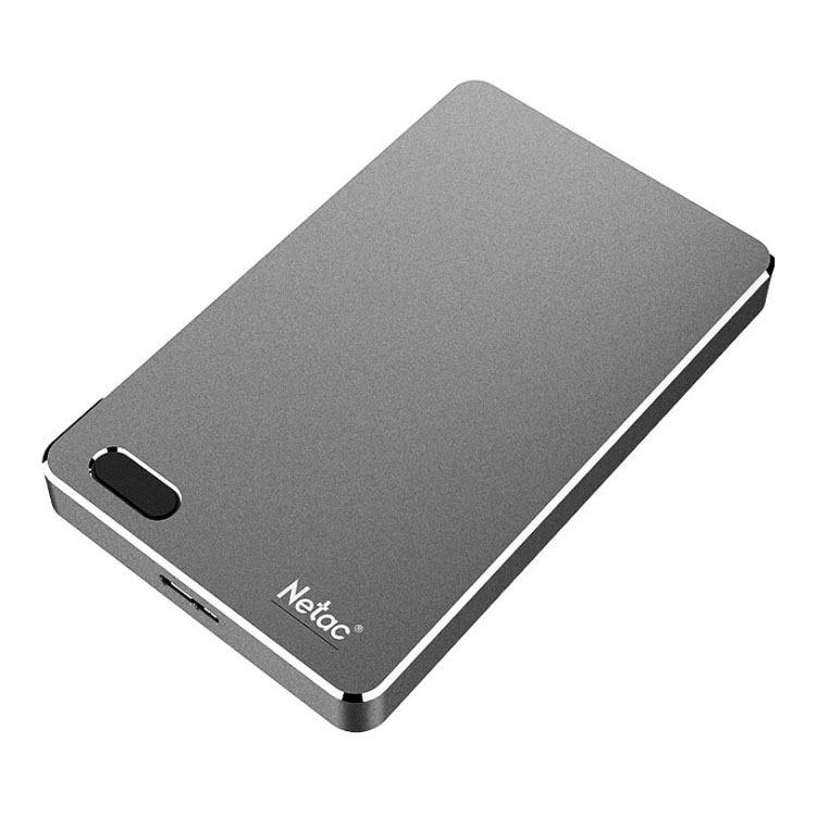 Authentic Netac k391 mobile hard drive usb3.0 high-speed solid state drives fingerprint encryption ssd hard disk drive