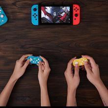 Беспроводной Bluetooth Мини-геймпад 8bitdo ZERO 2 для NS, Windows, Android MacOS, игровой геймпад для детей, игрушки