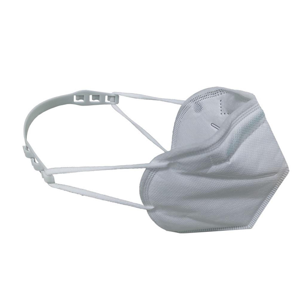 Protector de oreja de silicona, 1 Uds., gancho de ajuste de cuerda, hebilla, Protector de oreja, no deformación