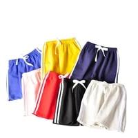 summer children shorts cotton shorts for boys girls short pants toddler panties kids beach short sports pants baby clothing