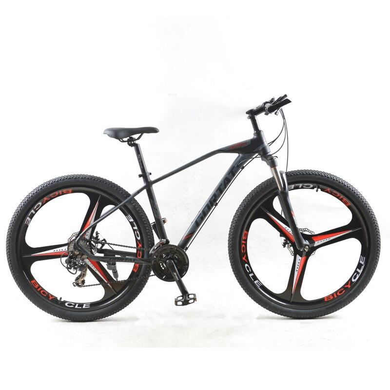 GORTAT велосипед горный велосипед 24 скорости 29 дюймов алюминиевый сплав дорожные велосипеды mtb bmx 3 режущие колесики велосипеды двойные дисковые тормоза
