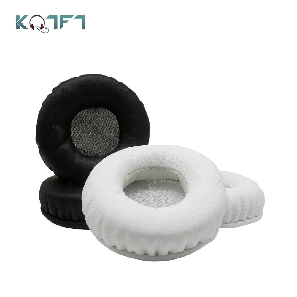 KQTFT 1 par de reemplazo de almohadillas para Panasonic técnicas RP-HT161 RP-HT160 auriculares almohadillas orejera funda de cojín tazas