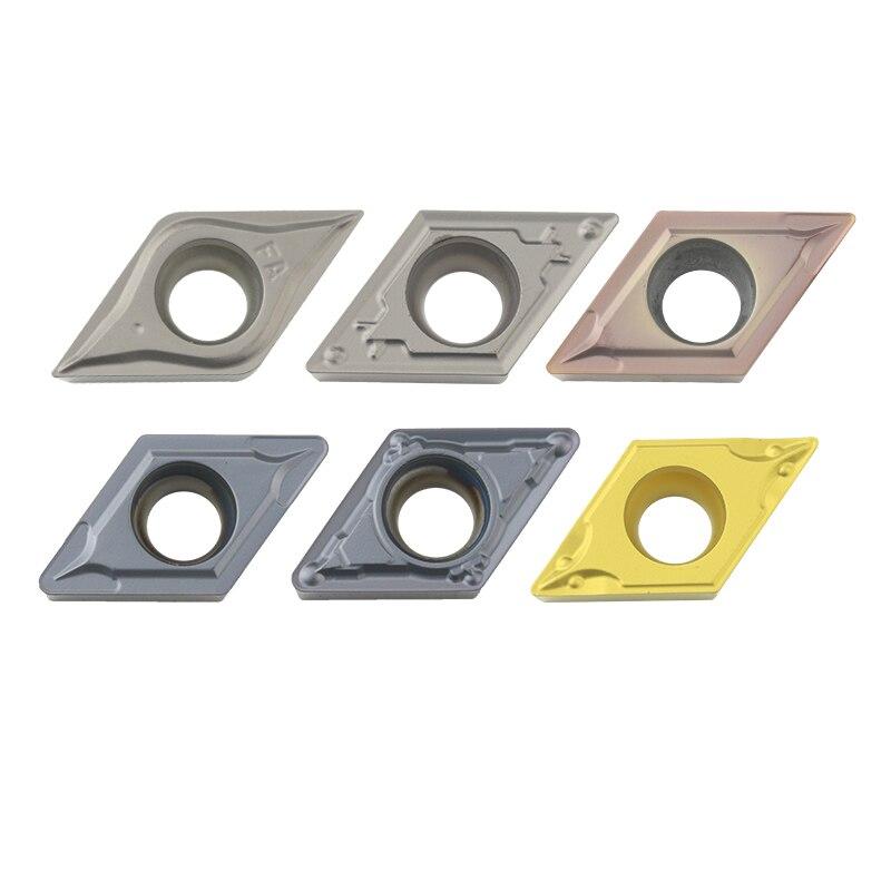 1pc SDACR1212H11 SDACR1616H11 SDACR2020K11 External Turning Tool Holder DCMT Carbide Inserts Lathe CNC Cutting Tools Set enlarge