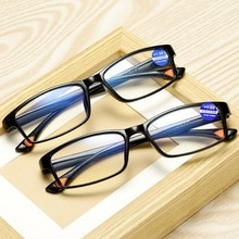2020 New Ultra-Light Anti-Blue Reading Glasses Anti-Blue Light Presbyopia Glasses Hyperopia Glasses