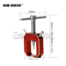 Черный/красный металлический съемник шестерни двигателя для радиоуправляемого гусеничного автомобиля профессиональные инструменты