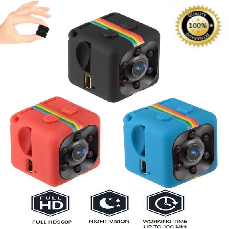 Mini Camera 960P SQ13 SQ23 SQ11 SQ12 Sport Dv DVR Infrared Nigh Motion Sensor CMOS Sensor Recorder C