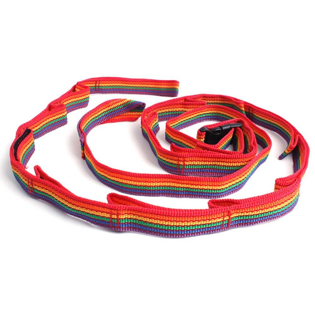 Chaleira durável viajar acampamento ao ar livre luz de náilon pendurado copo quente tenda dupla camada varal cordão colorido