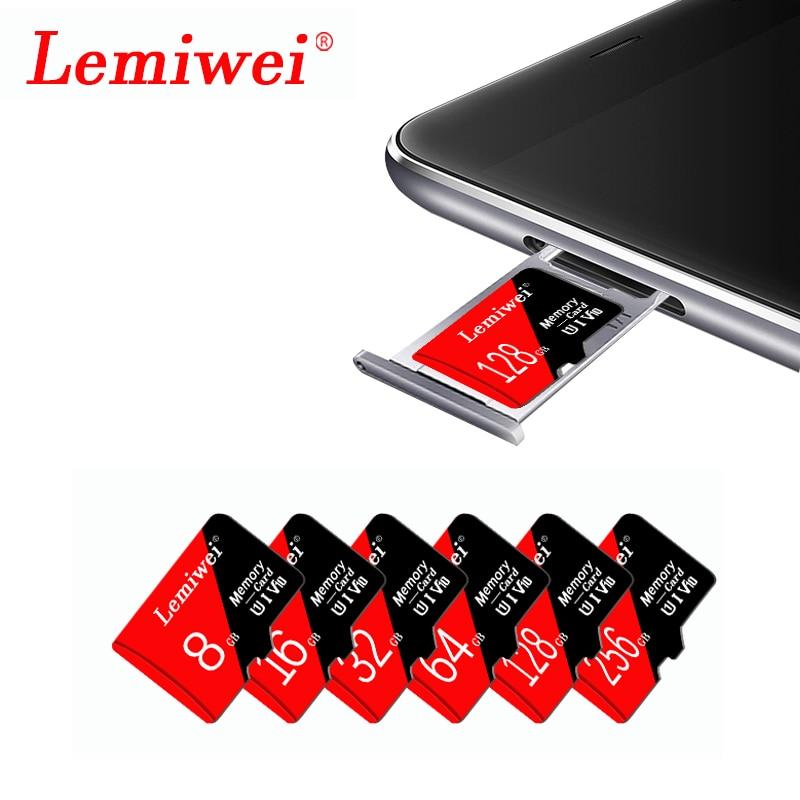 Лидер продаж, карта памяти micro sd, 8 ГБ, 16 ГБ, 32 ГБ, класс 10, карты micro sd 64 ГБ, 128 ГБ, TF-карта для смартфона, мини-флеш-накопитель microSD