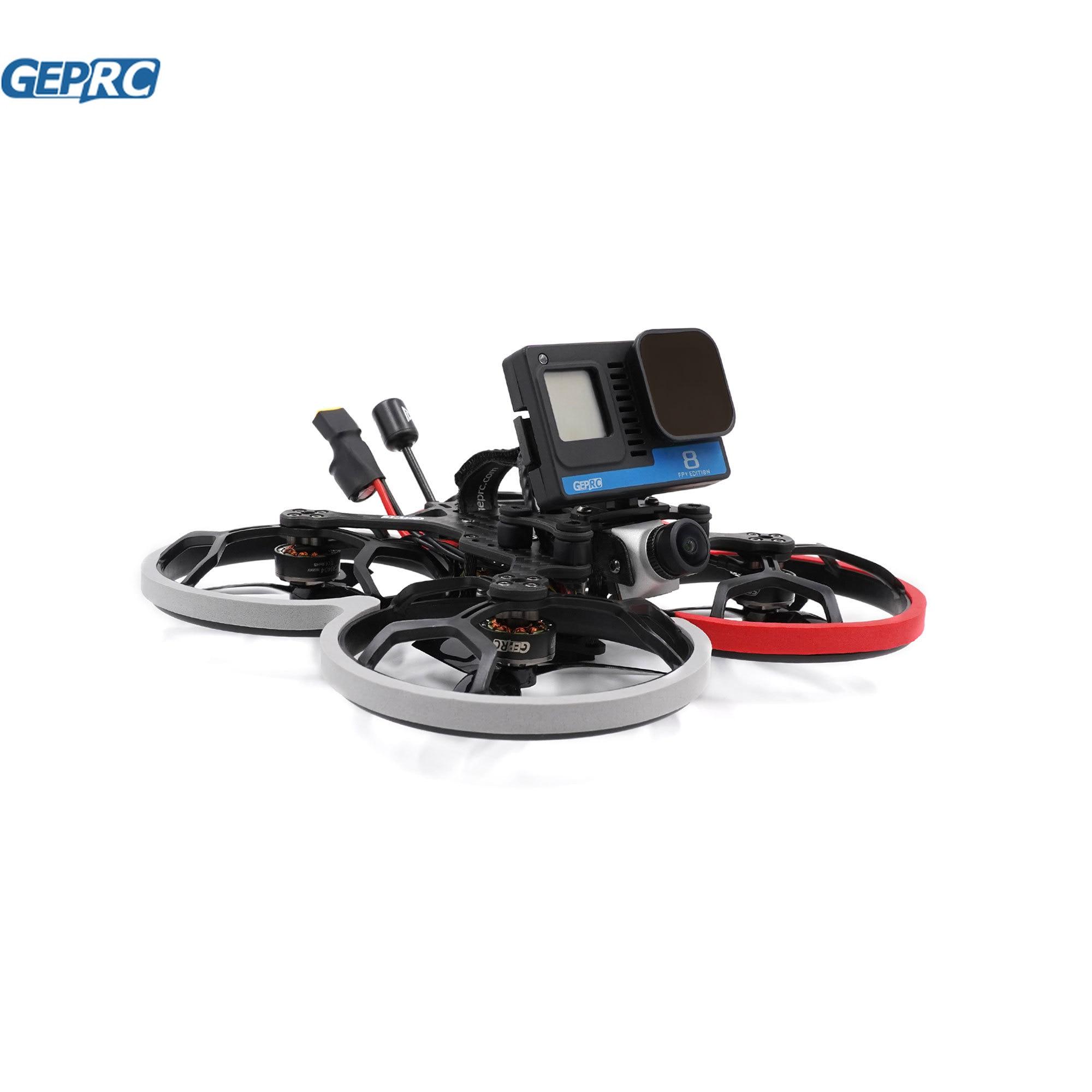 GEPRC CineLog30 HD с Caddx Polar Vista цифровая HD система для радиоуправляемого FPV квадрокоптера дрона