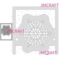 jmcraft 2021 new christmas card metal cutting dies diy scrapbook handmade paper craft merry christmas metal steel template dies