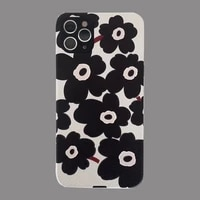 ins little daisy flowers following from cortex black wind iphone xs max xr 1112 apple pro 8 p7 shall be applicable to the case