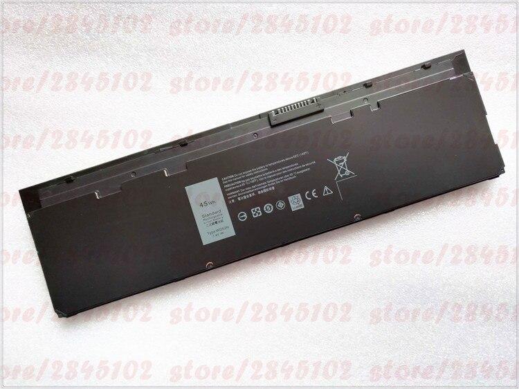 GYIYGY 7.4V 45WH WD52H VFV59 nowy Laptop bateria do DELL Latitude E7240 E7250 W57CV 0W57CV GVD76 VFV59 baterii