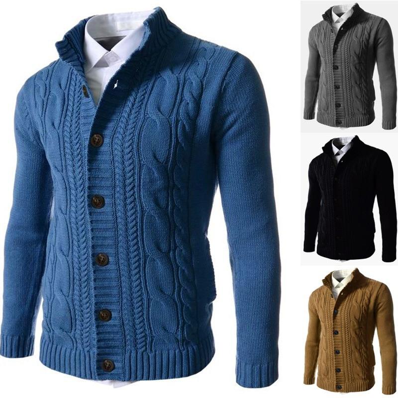 Осенний женский кардиган Mandylandy, Свитера с длинным рукавом, Зимний новый мужской кардиган, свитер, топ, Модный повседневный вязаный свитер, т...
