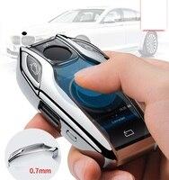 Автомобильный чехол для ключей, чехол для BMW 5 7 series G11 G12 G30 G31 G32 i8 I12 I15 G01 X3 G02 X4 G05 X5 G07 X7