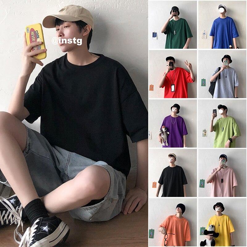 Хлопок 21 Цвет Мужская футболка с коротким рукавом футболка для фитнеса футболка мужская рубашка мужская футболка S-5XL