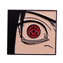 Naruto Sasuke Sharingan badge accessoire danime cool