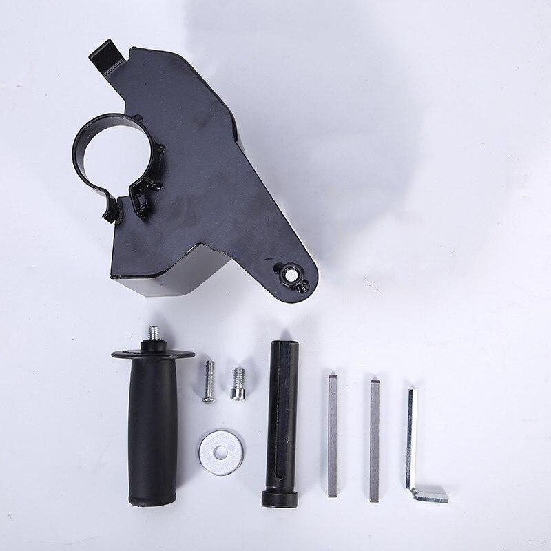 Varilla de conexión para eje de rueda pulidora de 1 unidad de 100mm x 19mm x M14/M10 utilizada en amoladora angular, de 100, 115 y 125