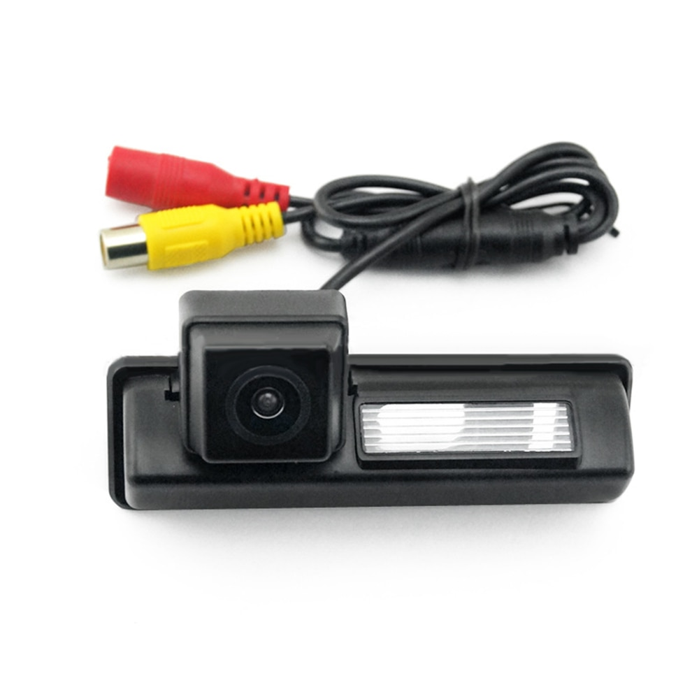 CCD Car Rear View CameraFor Toyota Camry 2007~2012 Vehicle Auto Backup Parking Cameras Free Shipping