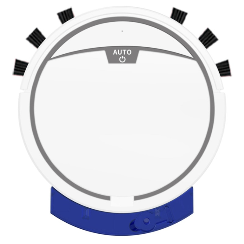2800Pa Multifunctional Robot Vacuum Cleaner, with Water Tank, Regular Wet and Dry  and Mop Carpet Cleaner