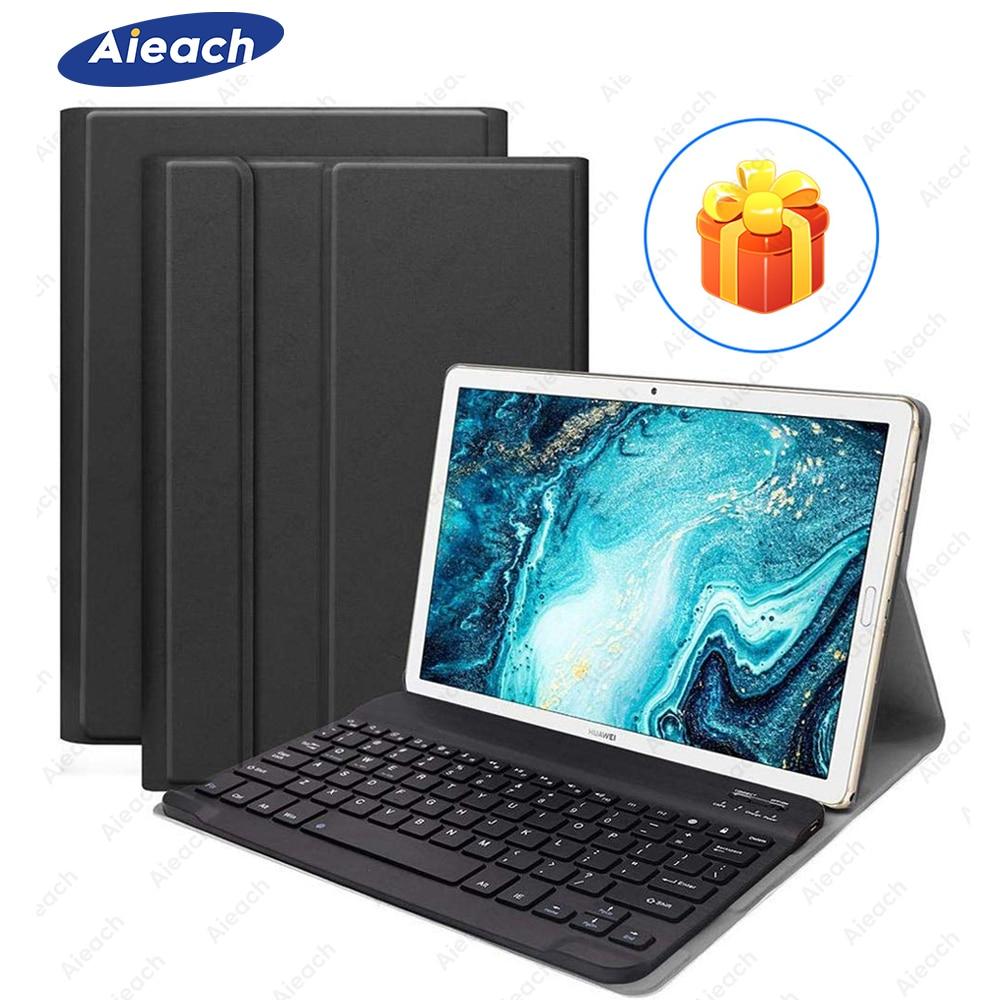 Чехол для клавиатуры Huawei Mediapad T3 10 M5 Life 10,1 T5 чехол Bluetooth клавиатура для Huawei Mediapad M6 10,8 M5 чехол Matepad Pro