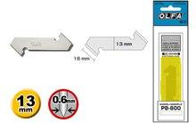 صنع في اليابان OLFA PB-800 أداة قطع البلاستيك شفرة لقطع PC-S القياسية واجب البلاستيك/صفح القاطع