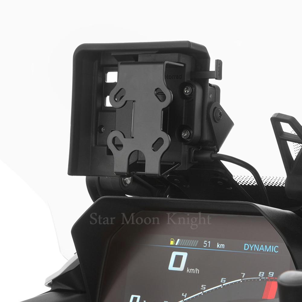 Soporte de navegación GPS para dispositivos originales, para BMW R1250GS R1200GS S1000XR...